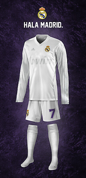 Real Madrid CL Heritage