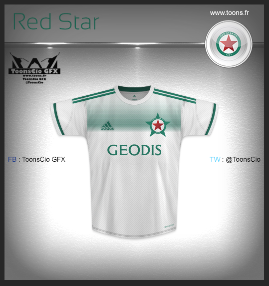 Red Star Away