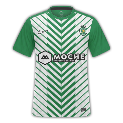 Sporting CP - Third Fantasy Kit