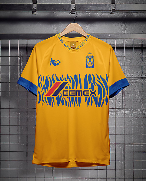 Tigres UANL - Home Kit