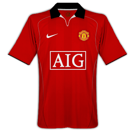 Manchester United Home