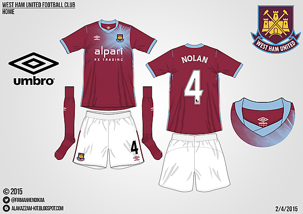 West Ham Home