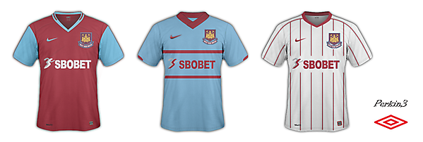 West Ham United (Nike)
