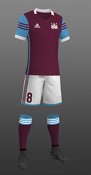 WestHam United 16-17 Home ?