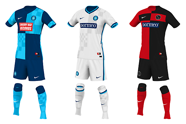 Wycombe x Nike Full Set - Foxtail_One