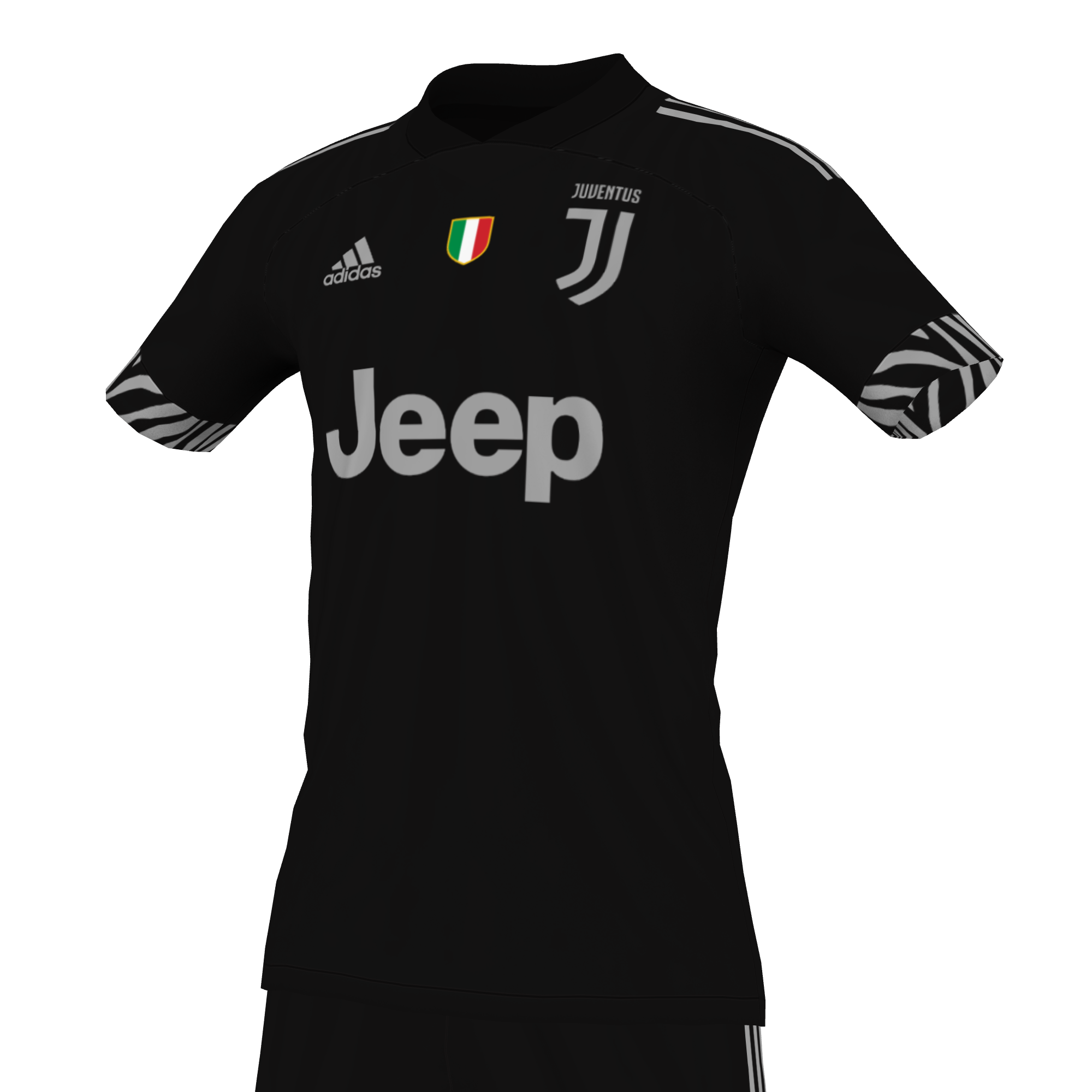 Juventus 21 Away Remake