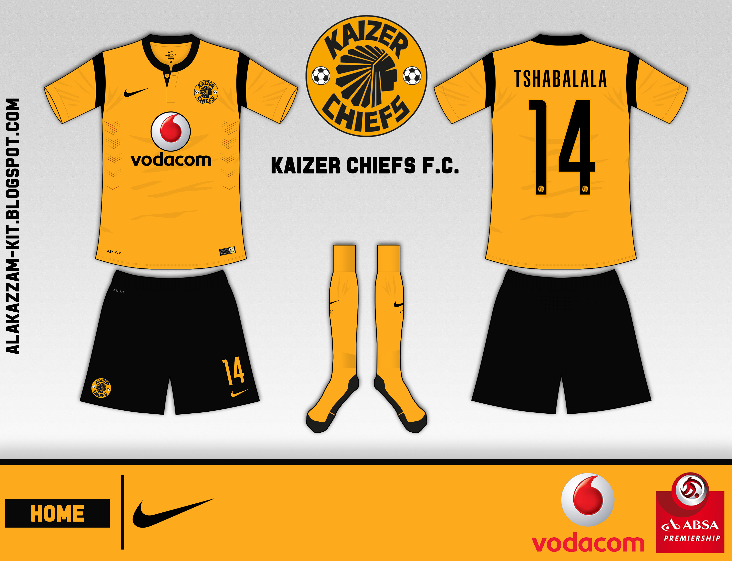bbd89c85 Kaizer Chiefs F.C. Home