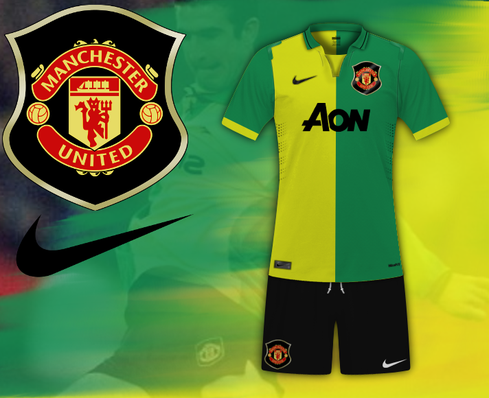 low priced aaa8e 46d98 Manchester United Retro Away Kit