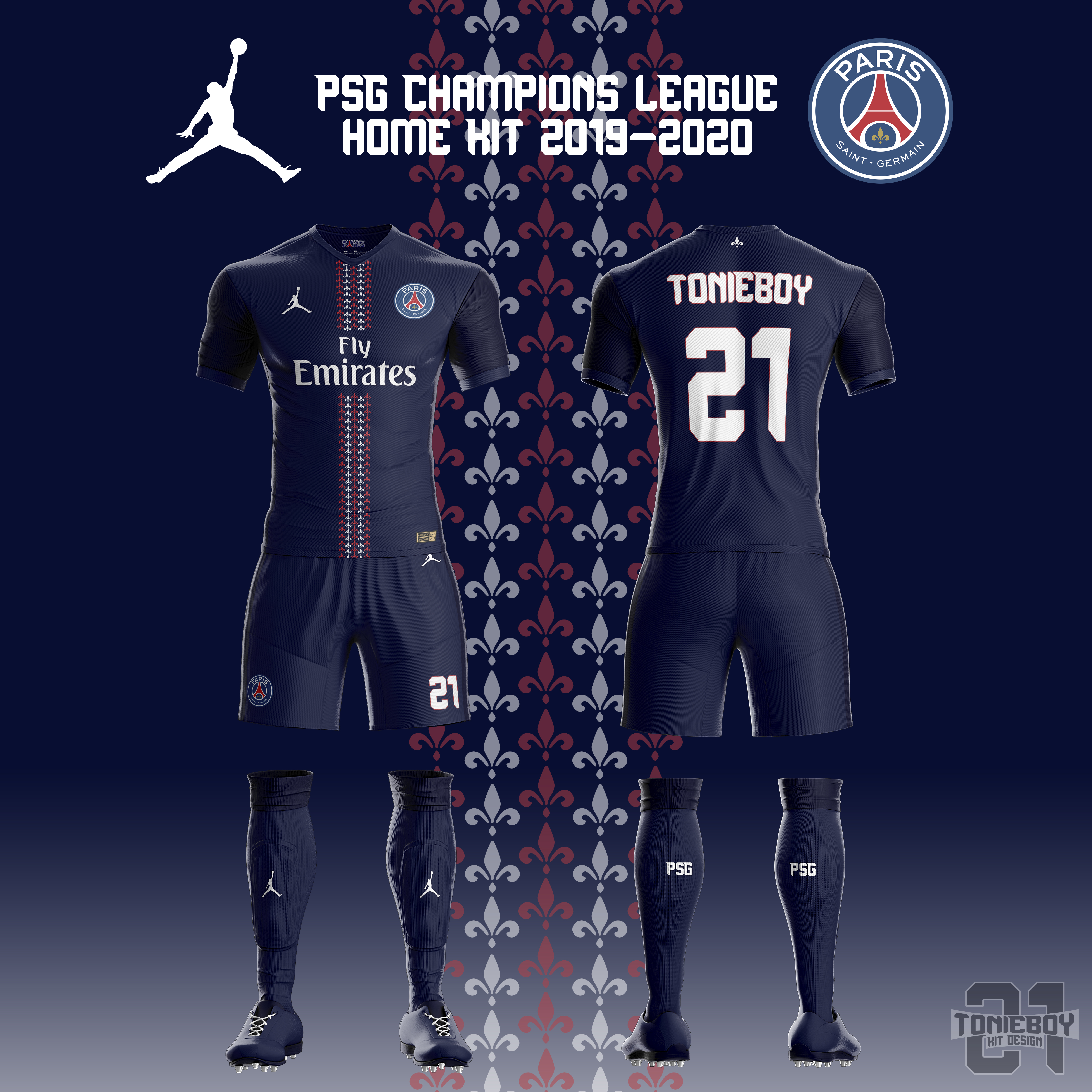 online store f66f8 cff36 PSG Champions League Kit