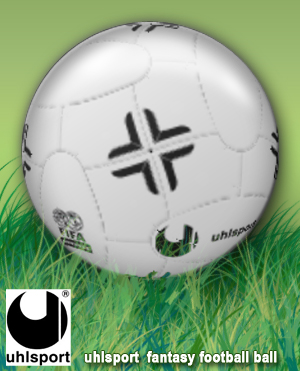 uhlsport fantasy football ball