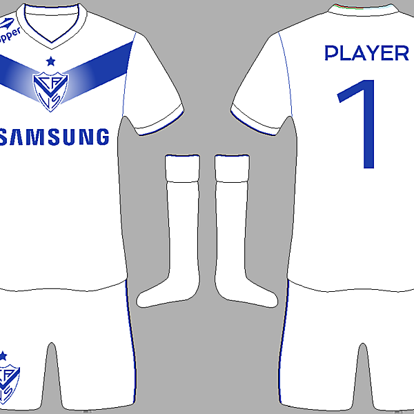 Velez home kit