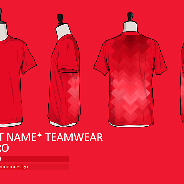 *SELECT NAME* TEAMWEAR