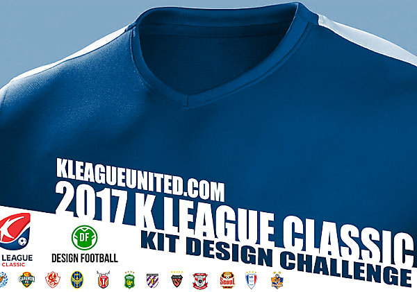 2017 K-League Kit Design Challenge