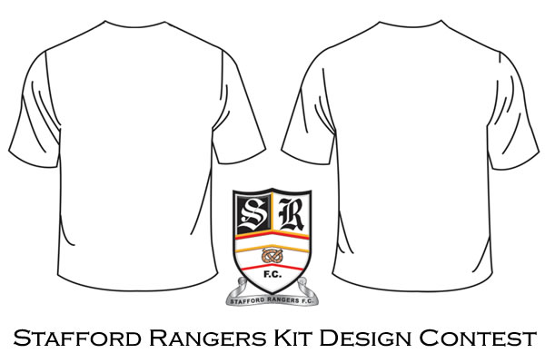 Stafford Rangers 09/10 kits here