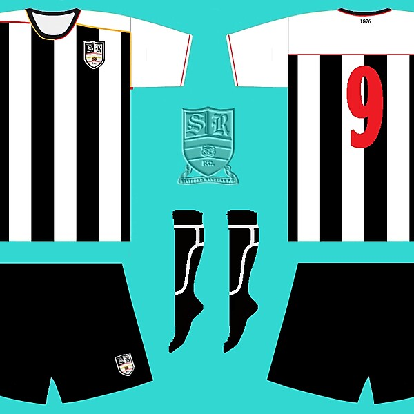 Stafford Rangers Home