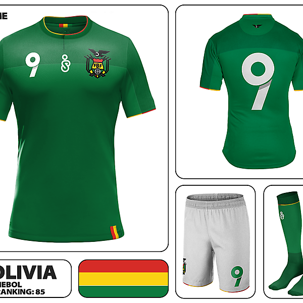 Bolivia Home Kit