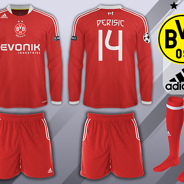 Borrusia Dortmund European Away