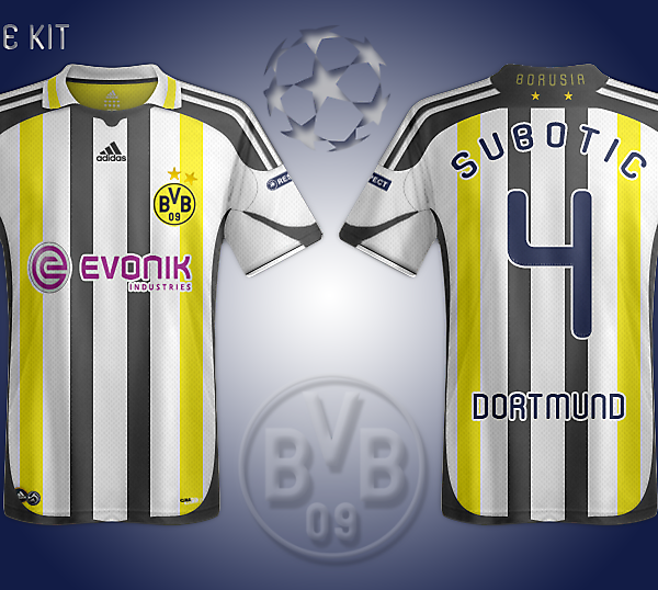 BVB European Kit