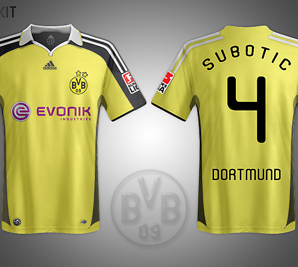 BVB Home KIt