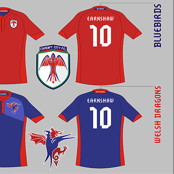 Cardiff City FC version 01