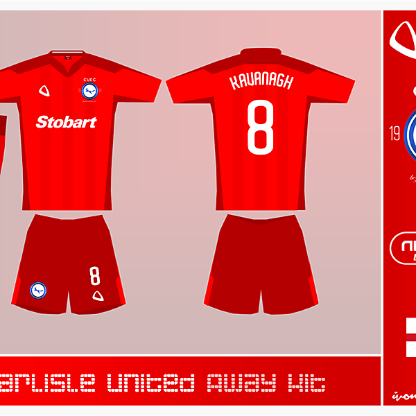 Carlisle Away Kit