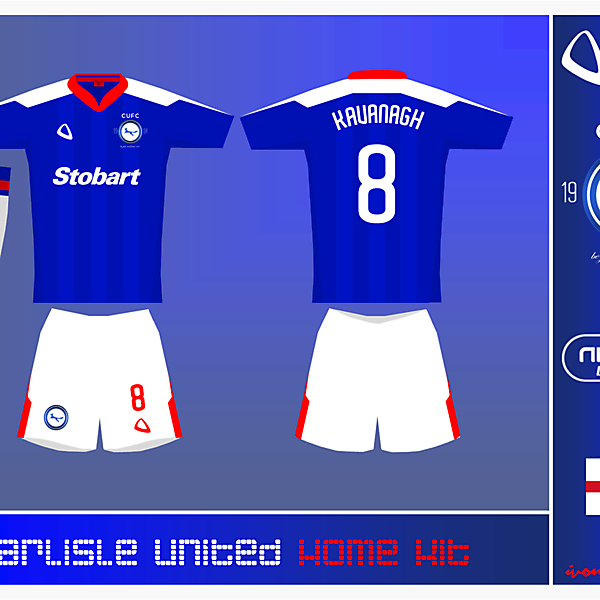 Carlisle Home Kit
