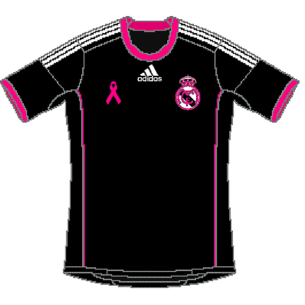 Real Madrid - Breast Cancer Fight