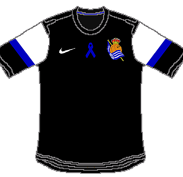 Real Sociedad - Blue Ribbon