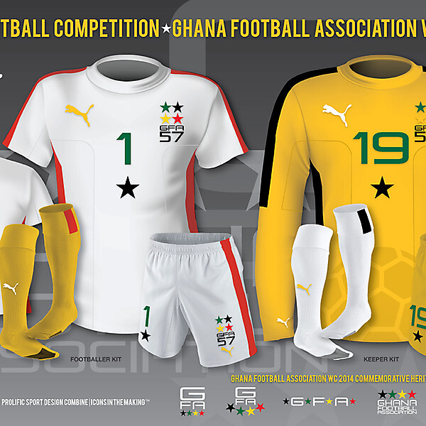 GFA WC 2014 Home Kit