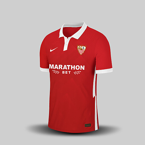 Nike | Sevilla 2022 Away Kit