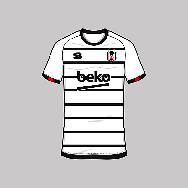 SQUAD x Besiktas Home