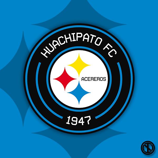 Huachipato FC | Crest Redesign Concept