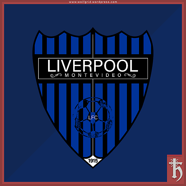 Liverpool FC Montevideo - Redesign