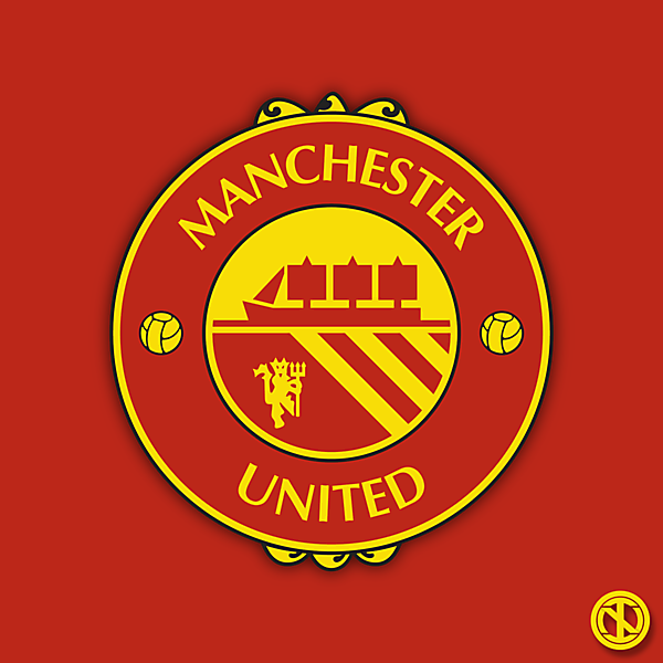 Manchester United | Crest Redesign Concept