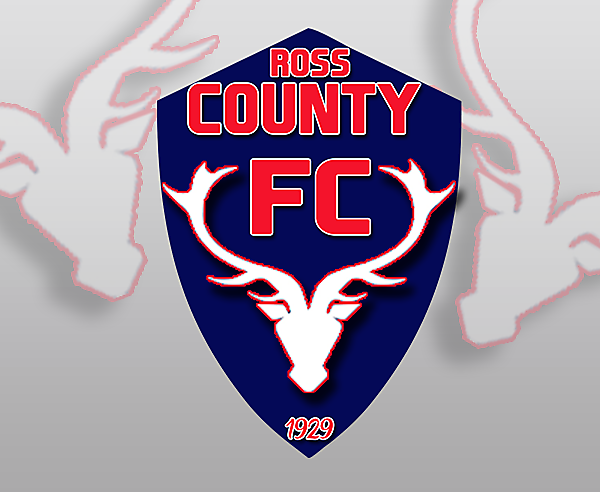 Ross County Crest Redesign