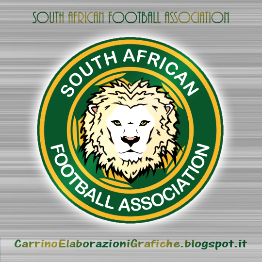 South African Football Association - Crest Redesign