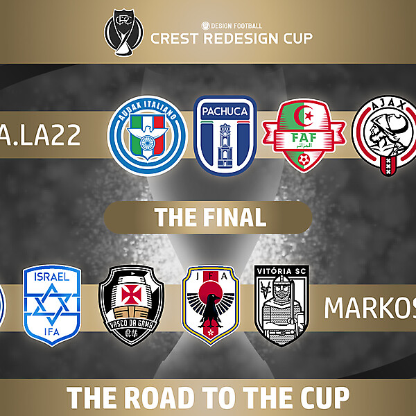 The Road to the Cup CRC