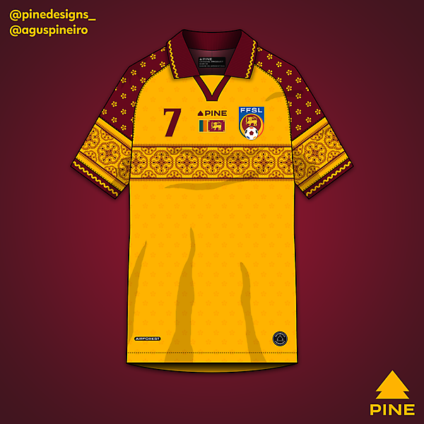 Sri Lanka NT | Home | Pine