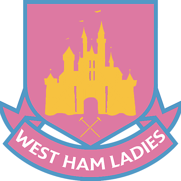 West Ham Ladies Crest
