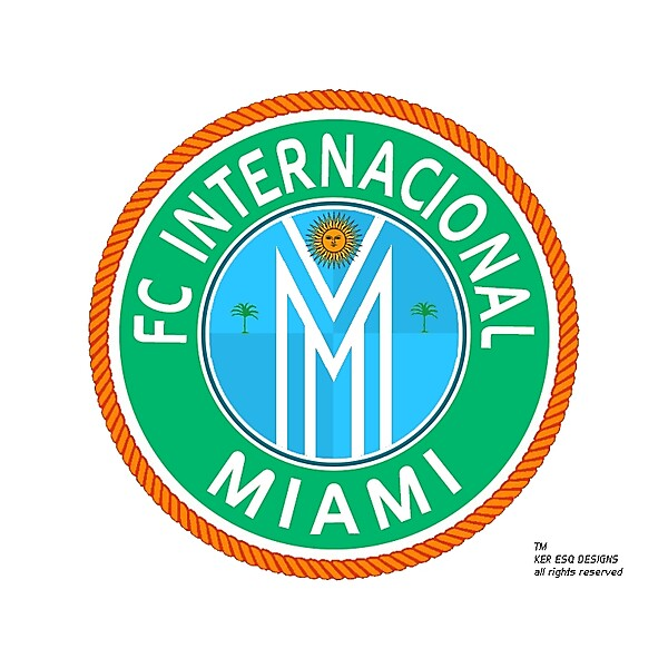 FC Inter Miami Logo -proposal 3