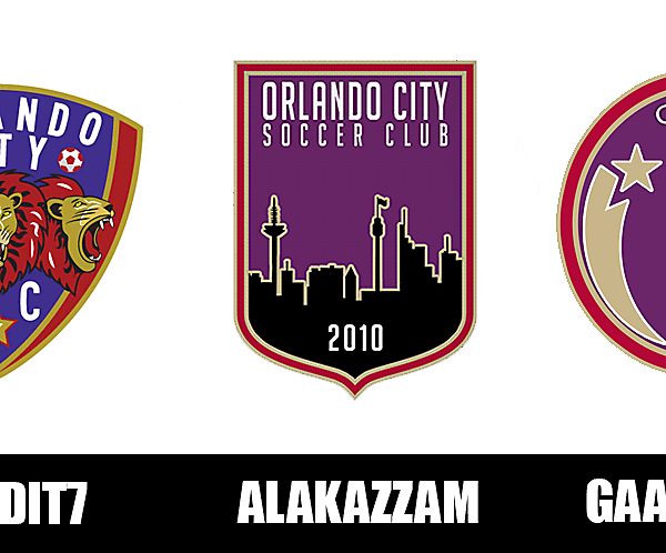 Orlando City - Best Crest Vote
