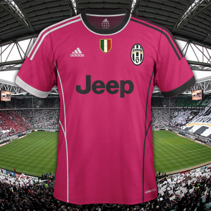 Juve Away Kit