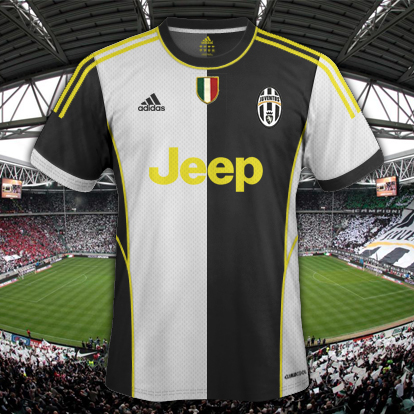 Juve Home Kit