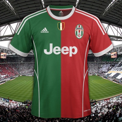 Juve Third Kit