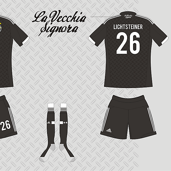 Juventus FC Away version 01