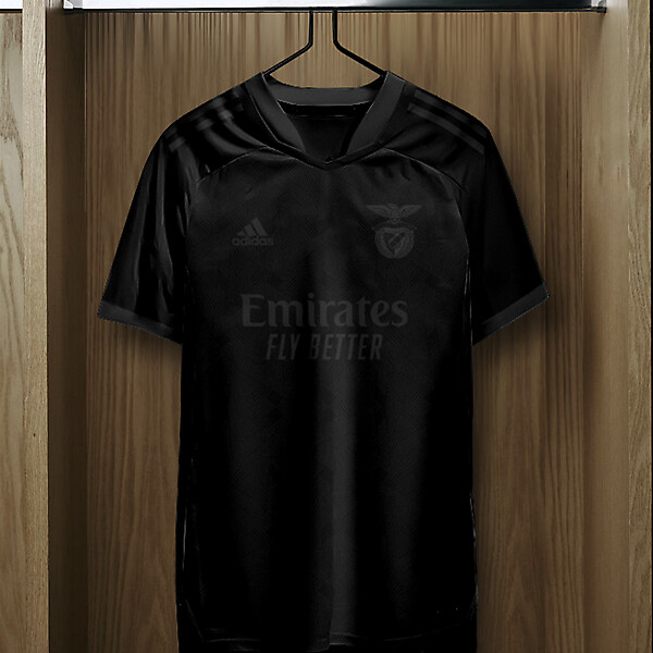 Benfica | Adidas third Kit