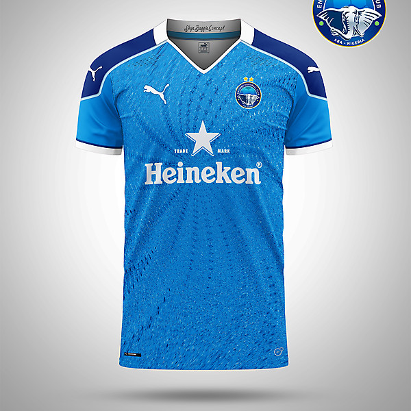 Enyimba International F.C. home concept
