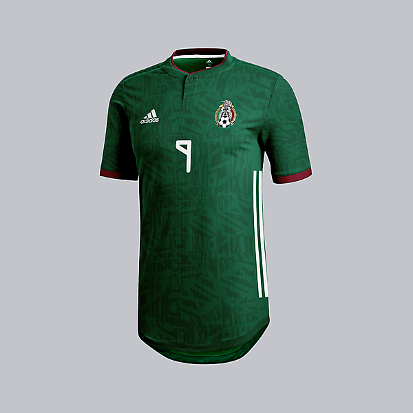 Mexico - Home kit