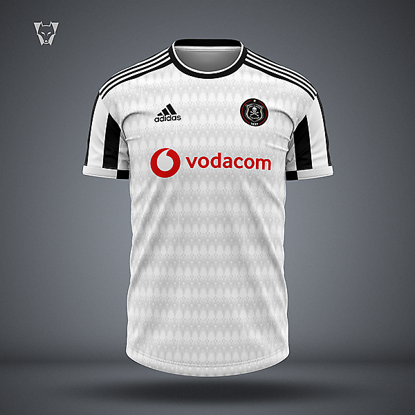 Orlando Pirates - away kit