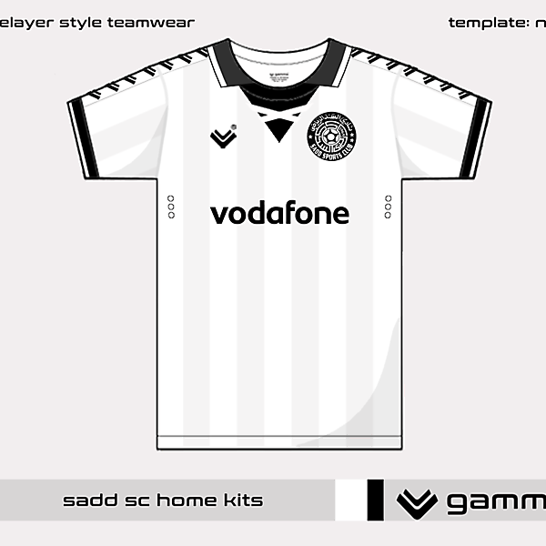 Sadd sc home kits
